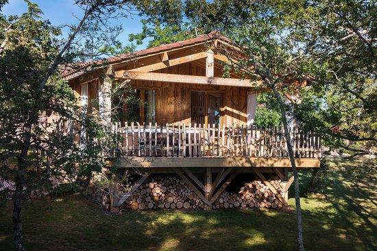 Mauzac-et-Grand-Castang, France: La Cabane