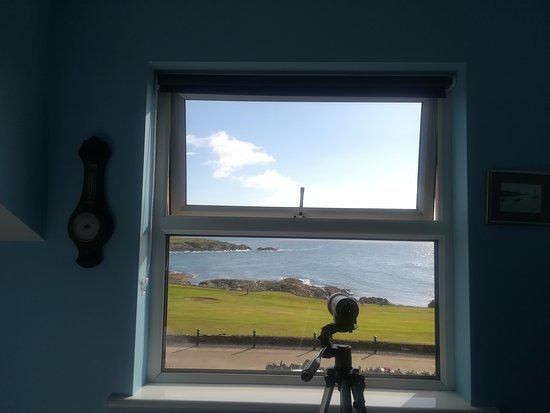 Ardglass, UK: Vista dalla finestra della camera