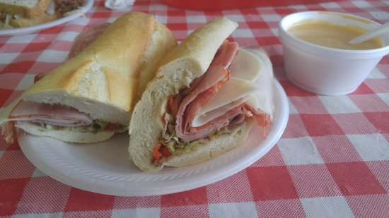 Uncle Giuseppe's: Italian Giuseppe's and Lobster Bisque