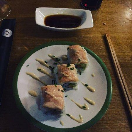 Matsuri Vincennes : California saumon deluxe