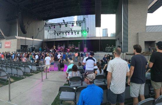 My View Of Depeche Mode Andrew Fletcher Picture Of Ascend Amphitheater Nashville Tripadvisor
