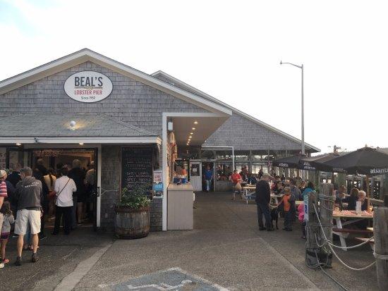 Southwest Harbor, ME: Beal's
