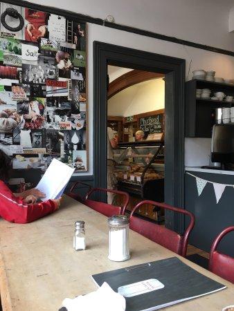Callander, UK: Mhor Tearoom