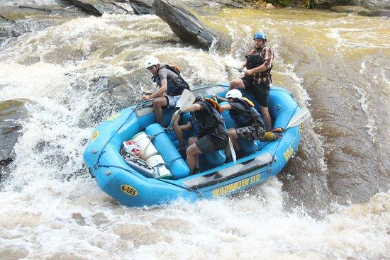 Long Creek, Carolina del Sur: Safe but getting crazy