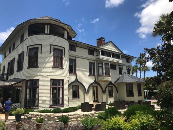 DeLand, FL: Stetson Mansion