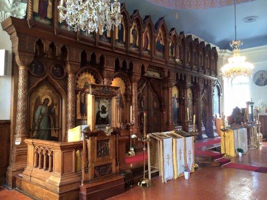 Eglise Orthodoxe Saint Nicolas et Sainte Alexandra