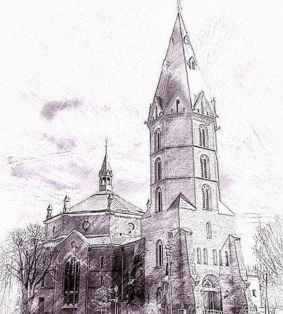 Narva, Estonia: Собор Александра II