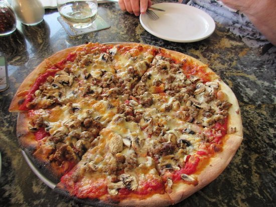 Maple Ridge, Canada: Tasty Pizza