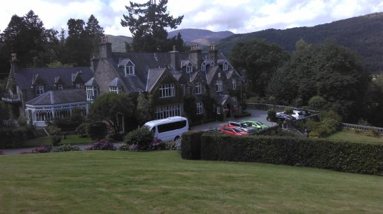 Penmaenpool, UK: It's an amazing Hotel.  Stunning setting.great staff.