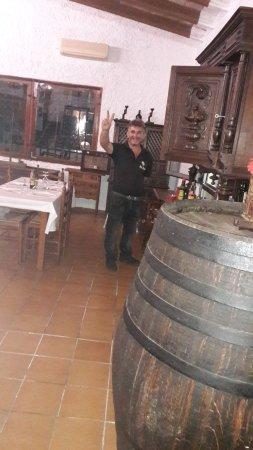 Son Servera, Spain: Gastgeber