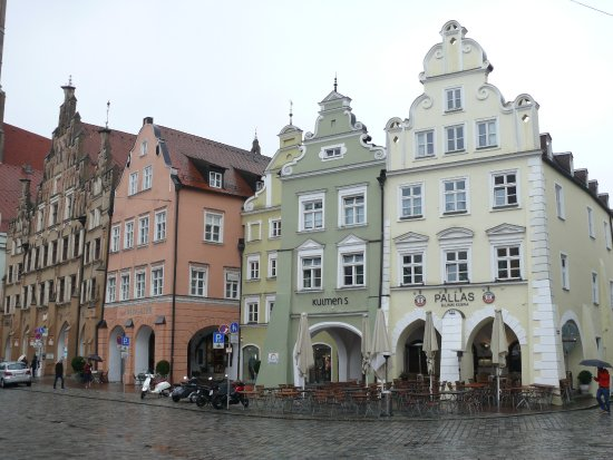 City Center Landshut