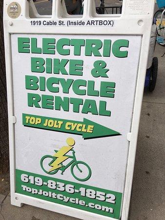 Top Jolt Cycle