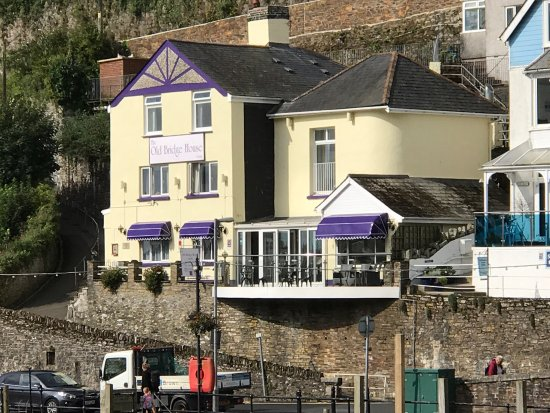 Photo0 Jpg Picture Of The Old Bridge House Looe