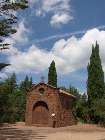 Prades, إسبانيا: Ermita de Sant Antoni de Prades