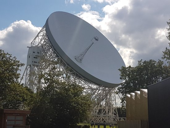 Jodrell Bank Discovery Centre: 20170815_160438_large.jpg