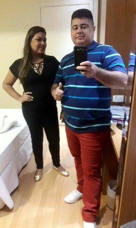 Hotel Rafain Centro: 20170818_232013_large.jpg