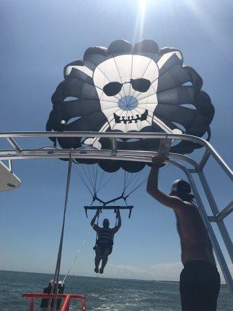 Pirate Parasail Virginia Beach Va