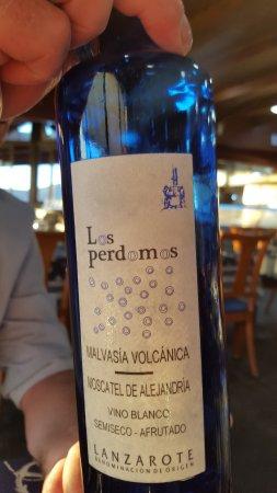 La Marinera: God litt søt hvitvin fra Lanzarote