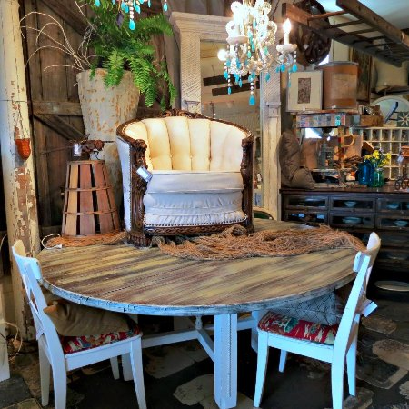 Second Hand Rose: Custom Tables And So Much More