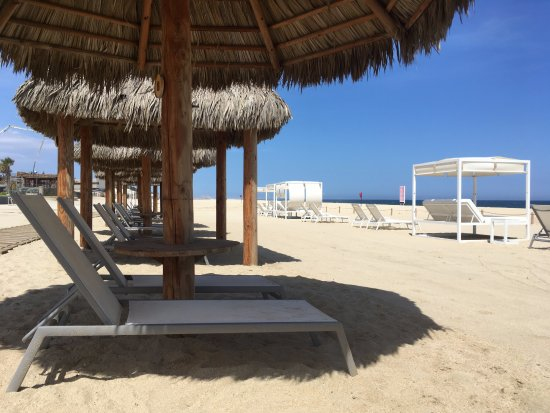 The Grand Mayan Los Cabos: Sur la plage, loin du bruit.