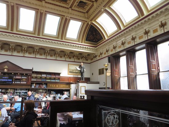 The Standing Order: View inside the Pub