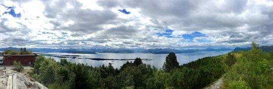 Varden the Molde Panorama: panorama