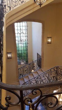 Grand Escalier Picture Of Hotel De Caumont Art Centre