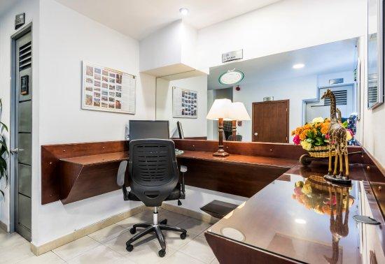 Hotel Platinum Suite: Centro de Negocios