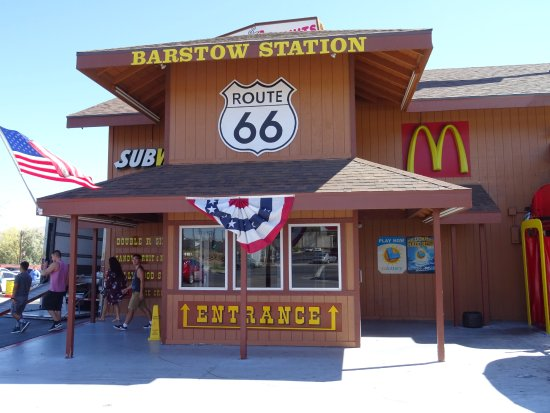Barstow Staion