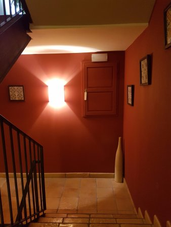 Niu de Sol - Hotel Rural: Accès aux chambres