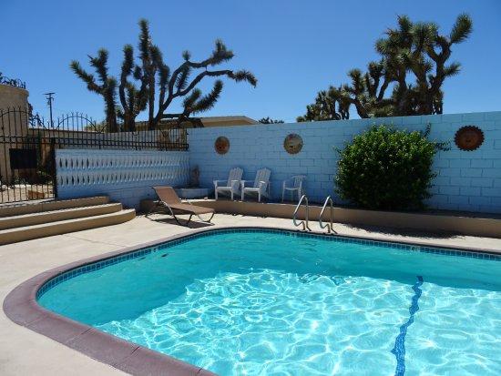 Yucca Valley, CA: La piscina