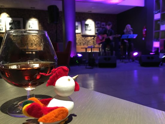 Georg Ots Spa Hotel: Lobby-bar, GeorgOts SPA Saaremaa
