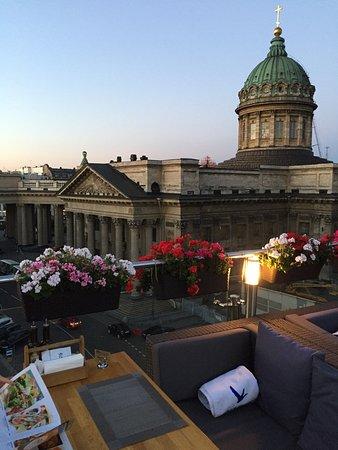 Best view of Saint Petersburg!