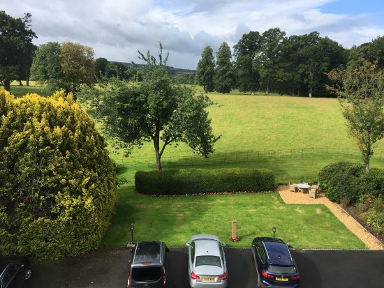 Kirkoswald, UK: Our wonderful stay at Stafford Hall, Peel Tower.