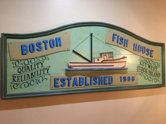 Picture of boston 39 s fish house winter park for Boston fish house