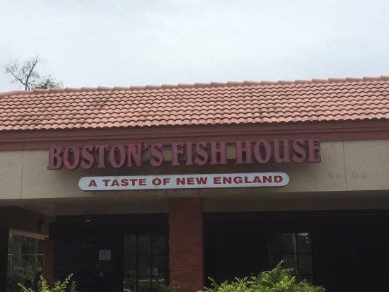 Photo de boston 39 s fish house winter park for Boston fish house