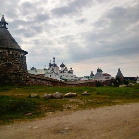 索洛维茨基群岛照片