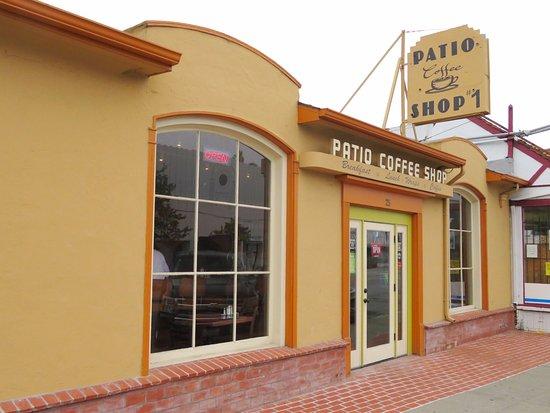 The Patio Coffee Shop in San Mateo, CA (19/Aug/17).