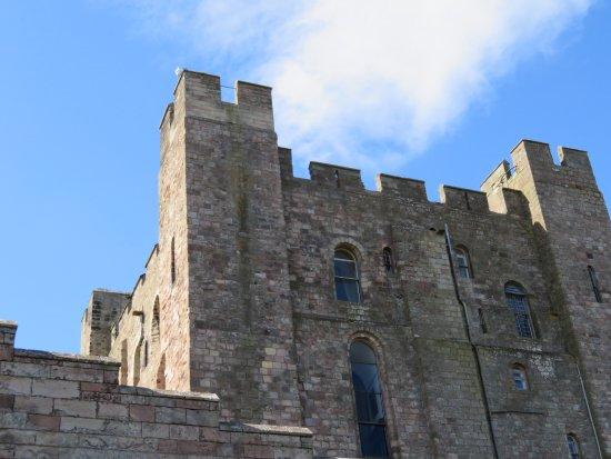 Bamburgh Castle Keep