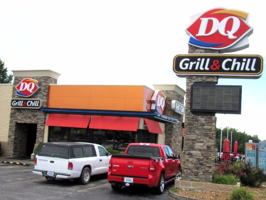 Dairy Queen: Mexico Mo DQ Grill n Chill......a-..by Carl H. =)~