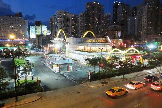 Bathrrom bild von best western river north hotel for Best hotels in river north chicago