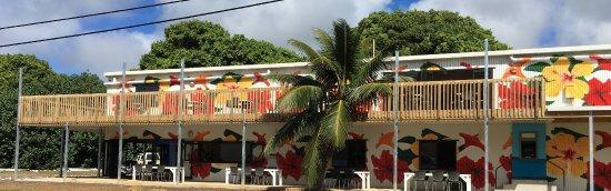 Rarotonga, Îles Cook : Te Ara Museum
