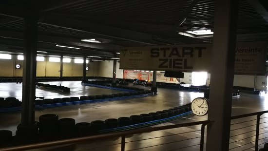 Indoor-Kart & Freizeit