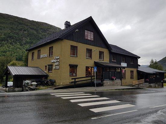 Boverdalen Vandrerhjem