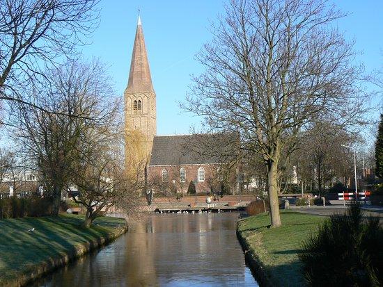 Rijksmonument Dorpskerk Heemskerk