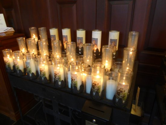 Ellicott City, MD: Votive Candles