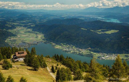 Annenheim, Österreich: Ossiacher Lake