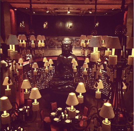 Buddha bar Prague - July