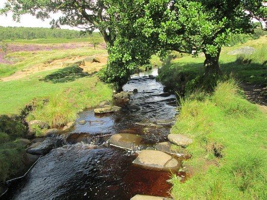 Peak District National Park, UK: Burbage Brook