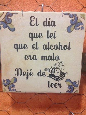 La Vid, Spanien: para saberlo...